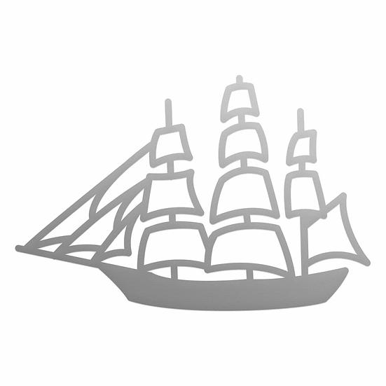 Couture Creations®Mini Die-Sailship