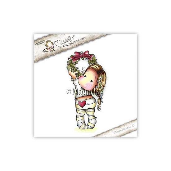 Magnolia® Tilda with Holly Wreath