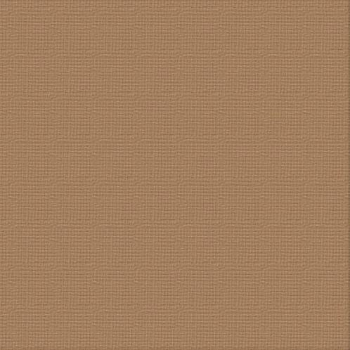 Ultimate Crafts premium cardstock - 12  x 12 - Mocha