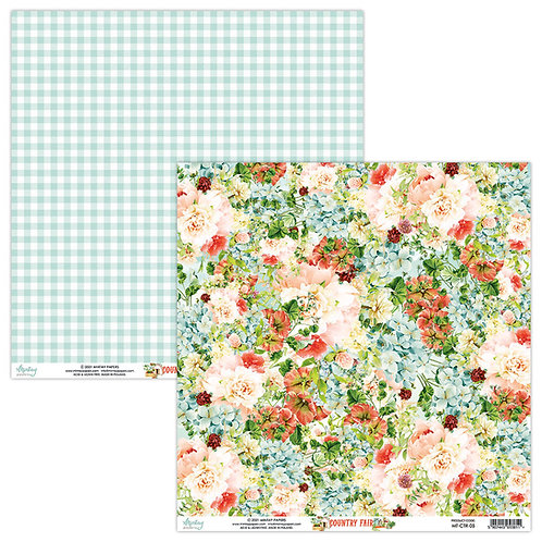 Country Fair - 05 - 12 x 12  -  Paper by Mintay Papers