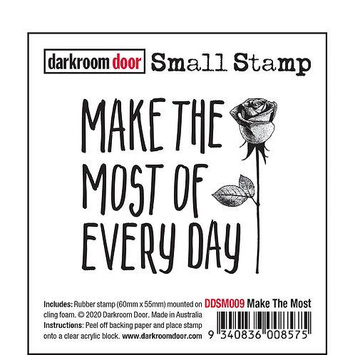Darkroom Door Small Stamp - Make the Most