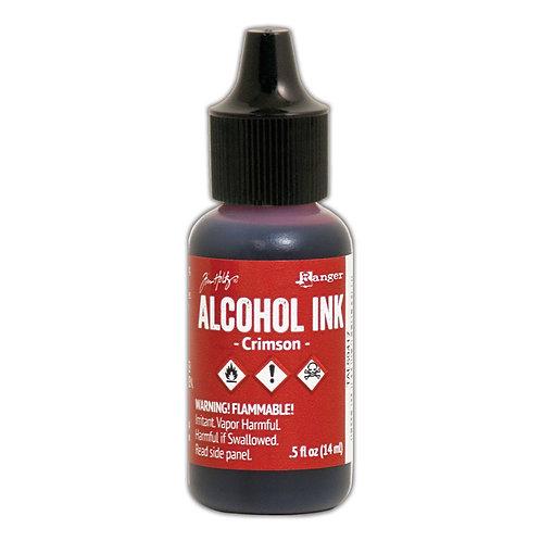 Ranger Alcohol Ink - Crimson - 14ml
