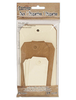 Tim Holtz® Distress Assorted Tags