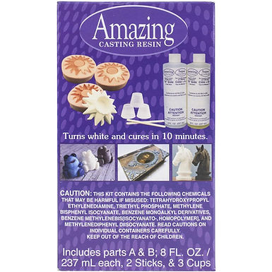 Amazing Casting Resin Kit 16oz