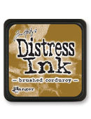 Tim Holtz® Mini Distress Ink Pad - brushed corduroy