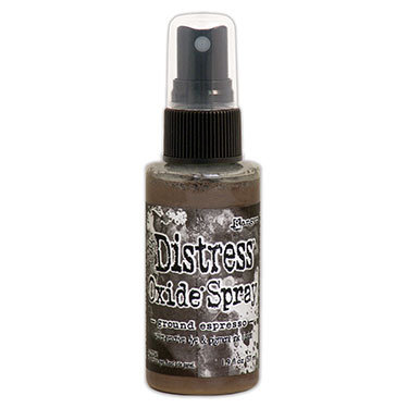 Tim Holtz Distress® Oxide® Spray - Ground Espresso