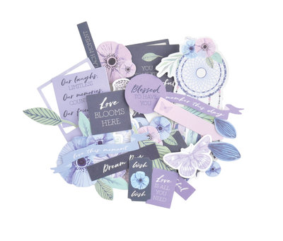 Kaisercraft® Lilac Mist Collection - Collectables