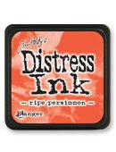 Tim Holtz® Mini Distress Ink Pad - ripe persimmon
