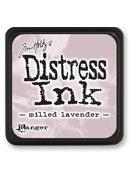 Tim Holtz® Mini Distress Ink Pad - milled lavender