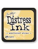 Tim Holtz® Mini Distress Ink Pad - scattered straw
