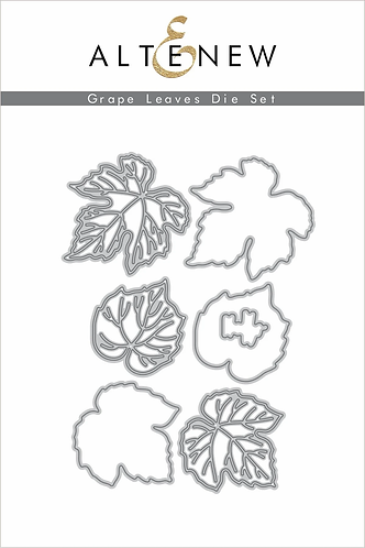 Grape Leaves Die Set by Altenew®