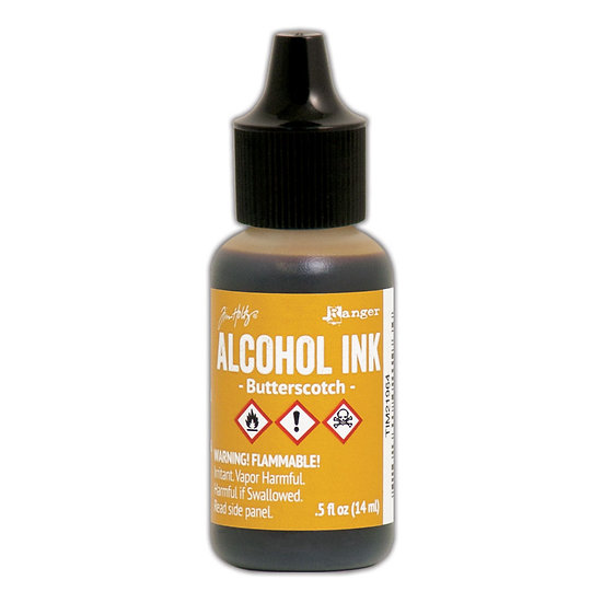 Ranger Alcohol Ink - Butterscotch - 14ml