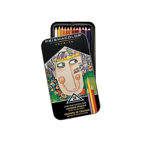 Prismacolor Premier Coloured Pencil Set 24
