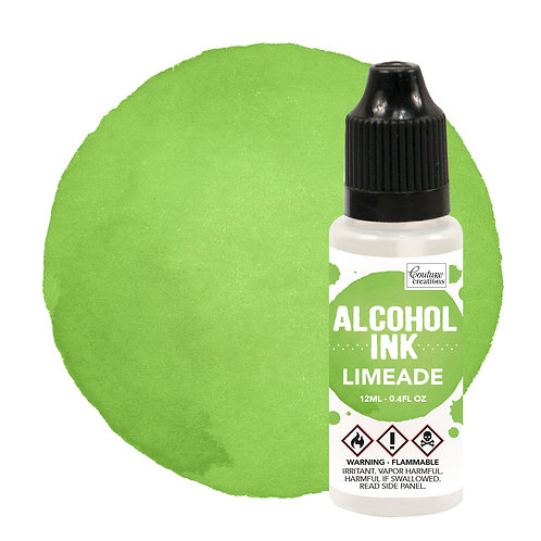 Couture Creations Alcohol Ink - Limeade