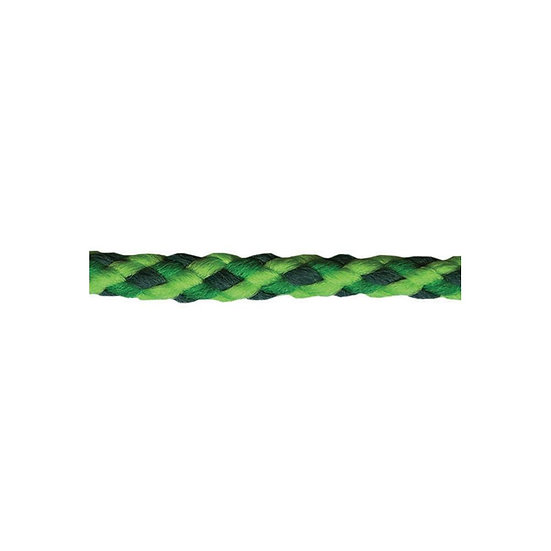 Pepperell-Bonnie Macrame Neon Craft Cord - Lettuce
