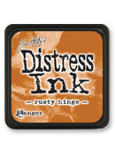 Tim Holtz® Mini Distress Ink Pad - rusty hinge