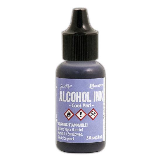 Ranger Alcohol Ink - Cool Peri - 14ml