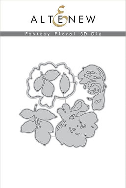 Altenew® Fantasy Floral 3D Die