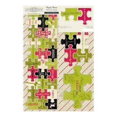 Authentique® Joyous Puzzle Pieces