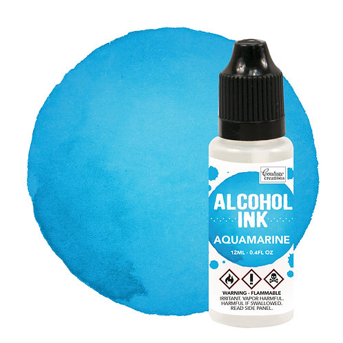 Couture Creations Alcohol Ink - Aquamarine