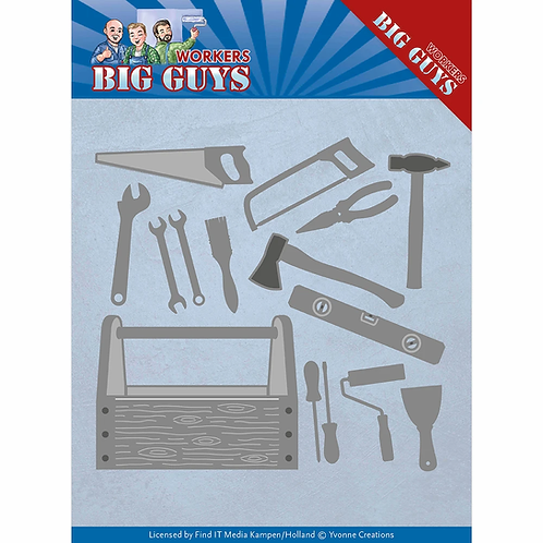 Yvonne Creations - Workers - Handyman Tools