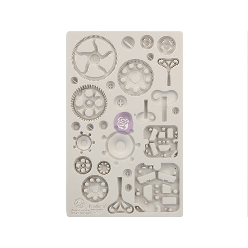 5″x8″ Mould Mechanica by Prima®