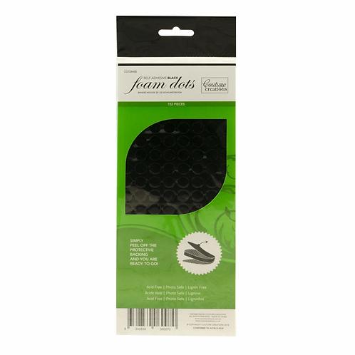 3d Foam Adhesive Dots - Black