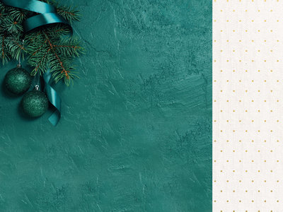 Emerald Eve 12x12 Scrapbook Paper - FIR TREE