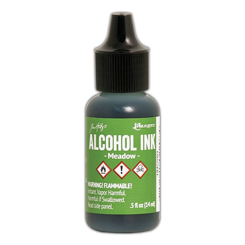 Ranger Alcohol Ink - Meadow - 14ml