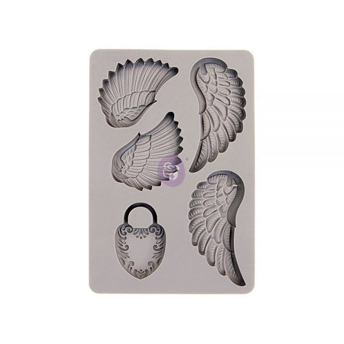 Wing and Locket Mould by Redesign with Prima®