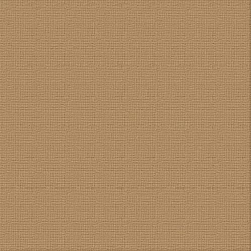 Ultimate Crafts premium cardstock - 12  x 12 - Cinnamon