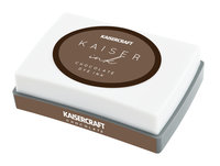Kaiserink® Dye Based Ink Pad - Chocolate