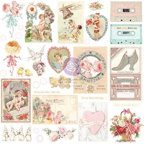 Magic Love Collection Ephemera – 33 pcs