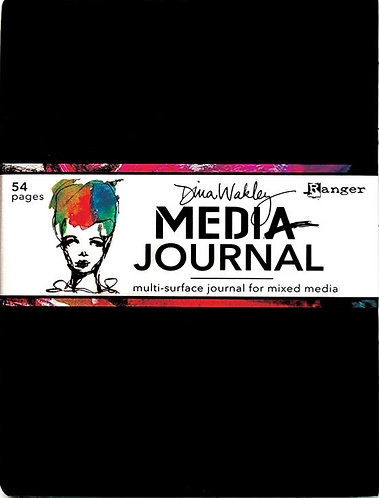 "Dina Wakley® 10""x14"" Multi Media Journal"