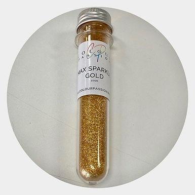 Colour Passion Max Sparkle Powder -  Gold 10g
