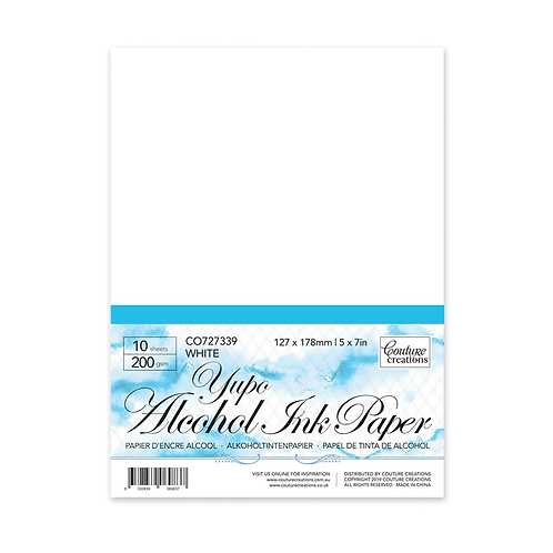 Yupo Paper - 5x7 - White 10 Sheets