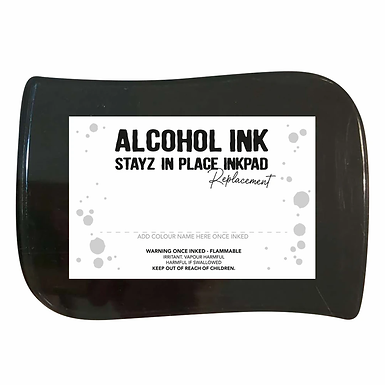 Alcohol Ink Stayz in Place Replacement Pad (Not Inked)
