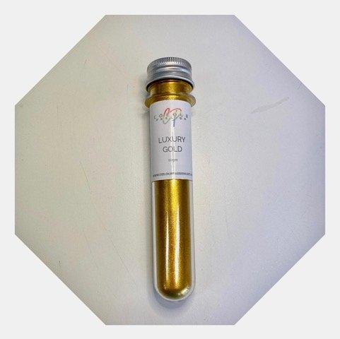 Colour Passion Platinum Powder - Luxury Gold 10g