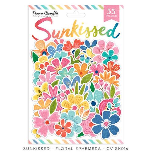 Cocoa Vanilla - Sunkissed - Floral Ephemera