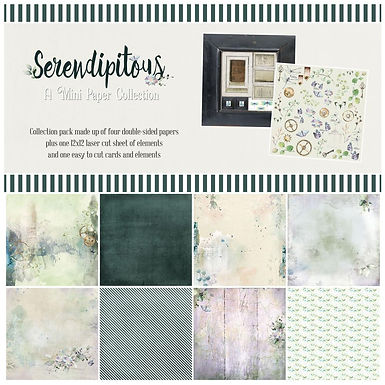 49 and Market® Serendipitous Collection 12 x 12