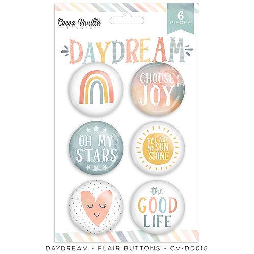 Cocoa Vanilla® Daydream - Flair Buttons