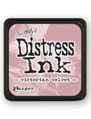 Tim Holtz® Mini Distress Ink Pad - victorian velvet