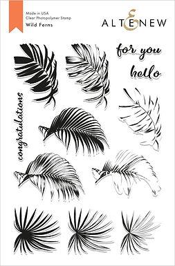 Altenew® Wild Ferns Stamps