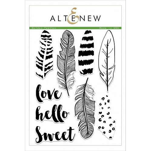 Altenew® Golden Feather Stamps