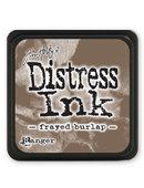 Tim Holtz® Mini Distress Ink Pad - frayed burlap