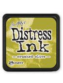 Tim Holtz® Mini Distress Ink Pad - crushed olive