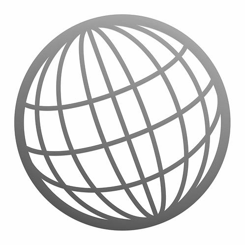 Couture Creations®Mini Die- Globe