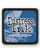 Tim Holtz® Mini Distress Ink Pad - faded jeans