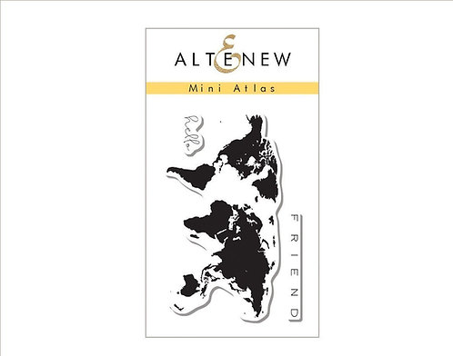 Altenew® Mini Atlas Stamp Set