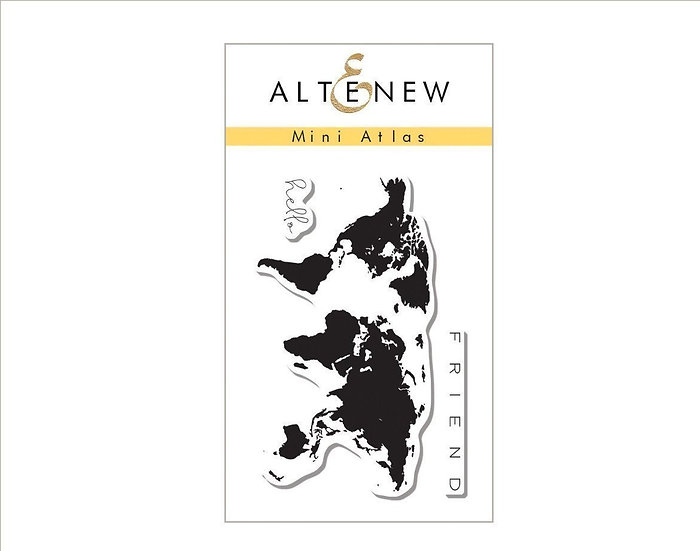 Altenew® Mini Atlas Stamp Set